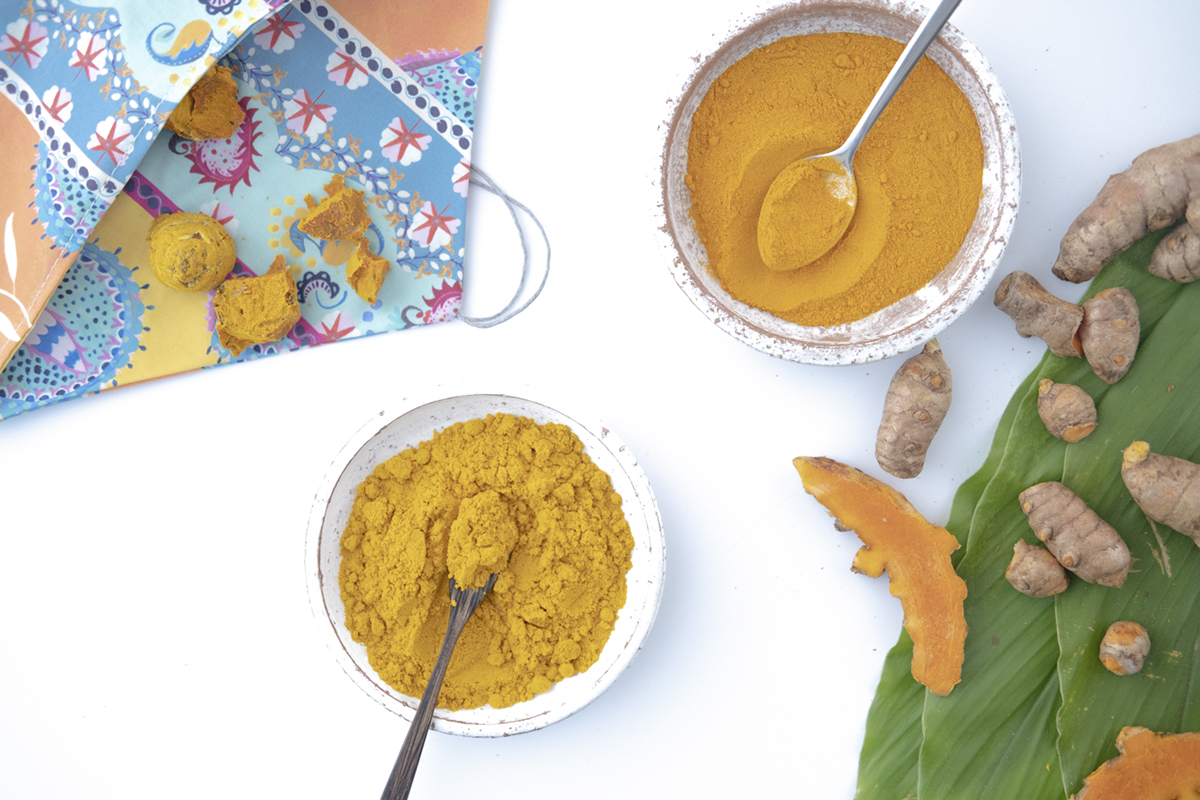 Why you should use wild turmeric - the beautiful societies